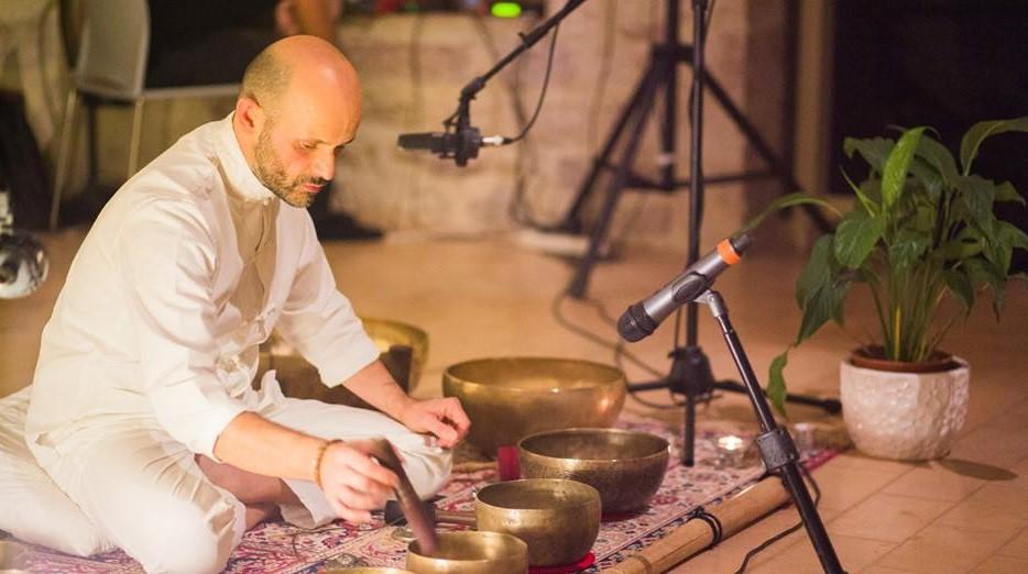 INYOGA IN FESTA!  Concerto di campane tibetane con Iuri Ricci